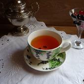 """Большая чайная, бульонная пара """"Витаминка"""""""