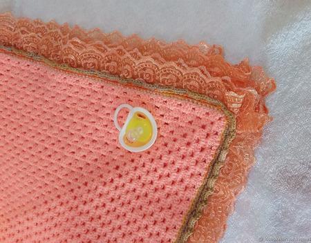 Аксессуары для фотосессии: коврик-плед ручной работы на заказ