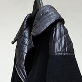 """Пальто """"Тюльпан"""", стёганое, с утеплителем"""