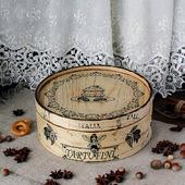 "Хлебница/ короб для сладостей из ясеня ""Tartufini"""