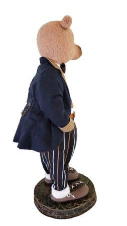 Мишка-пижон ручной работы на заказ