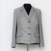 Пиджак в виндзорскую клетку, шерсть