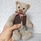 Мишка Тедди в жилете