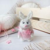 Интерьерная игрушка Мини Кролик