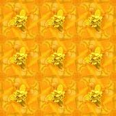 "Бумага упаковочная ""Золотая роза"" шаблон для печати"