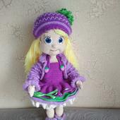 Кукла Виолетта