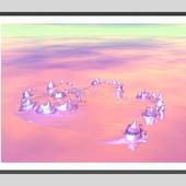 """Постер """"Планета Лабиринт"""""""