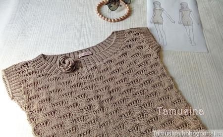 """Платье """"Grid"""" из хлопка ручной работы на заказ"""