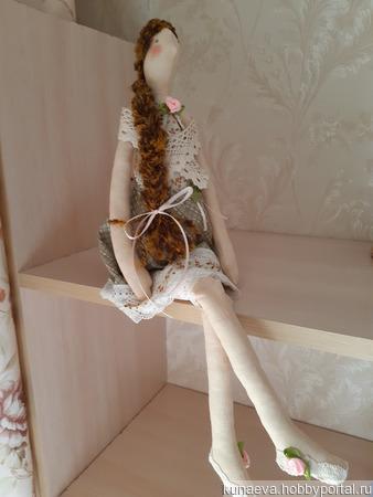 Тильда кукла ручной работы на заказ