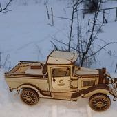 Готовая модель - грузовик ГАЗ-АА