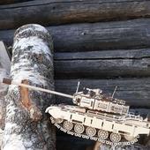 Готовая модель - танк Кайман