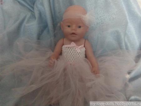Одежда для кукол ручной работы на заказ
