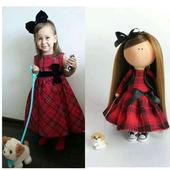 Куколка по фото