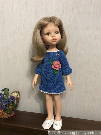 Одежда для куклы типа Паола Рейна ручной работы на заказ
