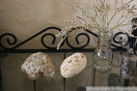 Морские камни  для фотосессий ручной работы на заказ