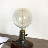 """Настольная лампа """"Минимализм"""" в стиле Лофт/Индастриал"""