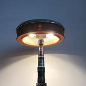 Настольный светильник в стиле Стимпанк/Дизельпанк