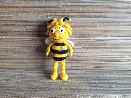 Пчела Майя амигуруми ручной работы на заказ