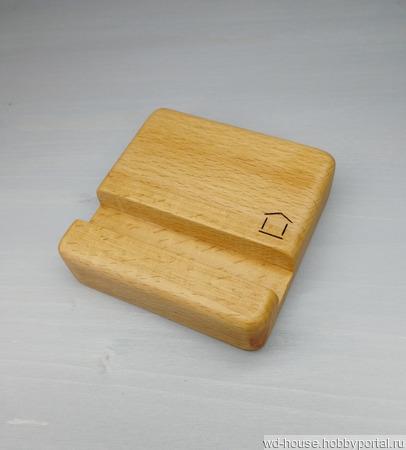 Подставка для телефона ручной работы на заказ