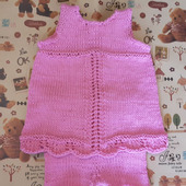 Комплекты одежды: туника+штанишки