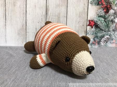 Медведь ручной работы на заказ