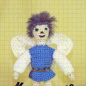 Мастер-класс по вязанию мягкой игрушки «Король эльфов»