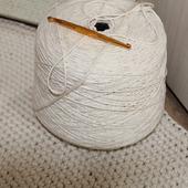 Пряжа хлопок 100% для вязания и макраме