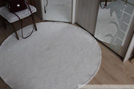 Пряжа хлопок 100% для вязания и макраме ручной работы на заказ