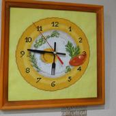 """Часы """"Время завтракать"""""""