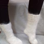 Пуховые носки