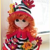 Кукла Космея