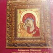 Набор для вышивки Икона Игорьевская божьей матери
