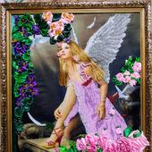 """Картина """"Ангел-хранитель"""""""