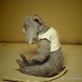 Выкройка Тедди Зверята - Pattern rat