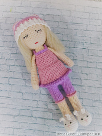 Кукла Сплюшка ручной работы на заказ