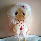 """Текстильная кукла """"Маленький Ангел"""""""