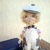 "Кукла ""Антошка"""