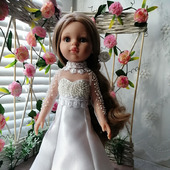 "Платье для куклы ""Соната"""