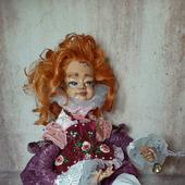 Будуарная кукла: Солнышко моё