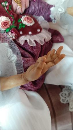 Будуарная кукла: Солнышко моё ручной работы на заказ