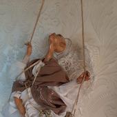 Будуарная кукла: Задумчивый Ангел