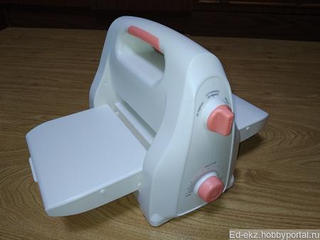 Машинка для тиснения и скрапбукинга ручной работы на заказ