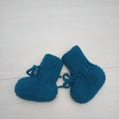 Пинетки на новорожденного