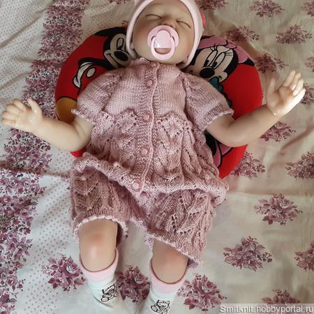 Боди для новорожденного ручной работы на заказ