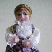 Кукла Акулина Егоровна
