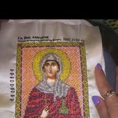 Икона Святая Великомученница Анастасия (Узорешительница)