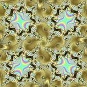 Ткань декоративная Golden Spiral шаблон для печати