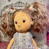 Интерьерная игровая Кукла