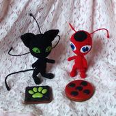 Мягкая игрушка Плагг - квами Супер Кота