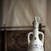 Декоративная бутылка для специй